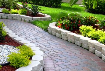 landscaping in Coppell Texas