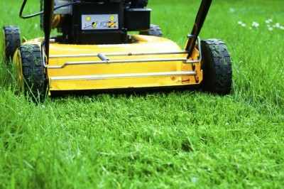 Mowing Grass Lawn Care Coppell