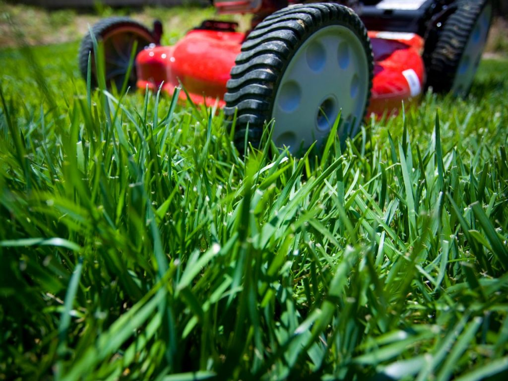 mowing-in-Coppell-Texas