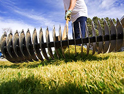 Lawn Aeration Coppell Texas